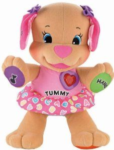 Fisher-Price Laugh and Learn Love to Play Sis...cool stuff at:  TodaysToyShop.com