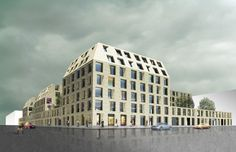 Gallery - A101 Urban Block Competition Winners / CIE and SVESMI - 13