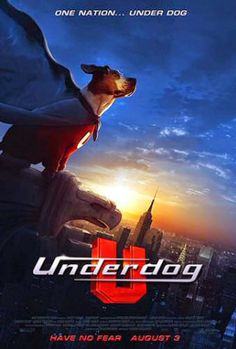 Rough Edges: Tuesday's Overlooked Movies: Underdog