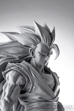 SCultures BIG Goku Super Sayian 3 Ito b