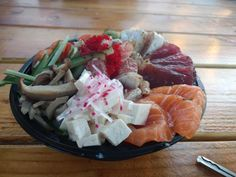 [I ate] Chirashi from a food truck #food #foodporn #recipe #cooking #recipes #foodie #healthy #cook #health #yummy #delicious