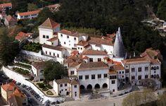 Visiter Sintra - Palacio Nacional de Sintra