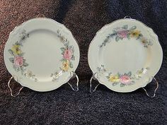 D & R Vintage Dinnerware and Collectibles.   Just in time for fall decorating...   SAVE 20% - Special Offer just for our Pinterest Fans! Limited time offer! Click on the link below NOW to explore our store and save 20% ebay.us/NsvDPt    Homer Laughlin Virginia Rose - Timeless Beauty! by d_r_vintagedinnerware_collectibles