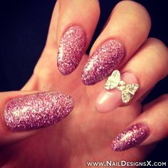 colrful stiletto nail art » Nail Designs & Nail Art