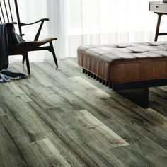 When Surrounded By Contemporary Furnishings Hydracore Innova Luxe Vinyl Planks Provide