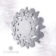 Lustro dekoracyjne ArteHome Gabi | sklep PrezentBox - akcesoria, zegary ścienne, prezenty