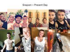 Grayson - Present Day