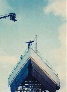 The shooting one of the most iconic moments in movie history. 1997