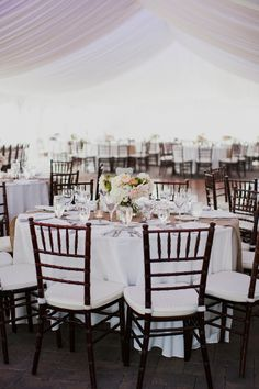 tent wedding reception http://www.weddingchicks.com/2013/11/25/big-bash-wedding/
