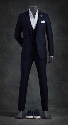 casual dress for jury duty best outfits - Herren- und Damenmode - Kleidung Dress Suits For Men, Men Dress, Stylish Men, Men Casual, Traje Casual, Blazer Outfits Men, Dress Outfits, Casual Dresses, Mode Costume