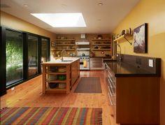 Farmhouse kitchen rug ideas modern kitchen rugs custom kitchen rugs rugs in kitchen ideas innovative kitchen . Küchen Design, House Design, Orange Kitchen Decor, Country Rugs, Hardwood Floors In Kitchen, Wood Flooring, Kitchen Area Rugs, Modern Area Rugs, Nice Kitchen