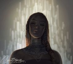 [Art by Charlie Bowater]