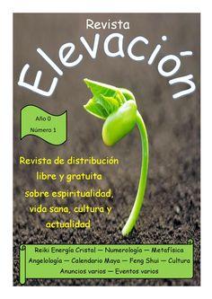 Revista Elevación Nº1 Noviembre 2014  Revista de distribución libre y gratuita sobre espiritualidad, vida sana, cultura y actualidad.