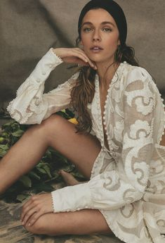 Editorial:The Radiate Applique Flip Dress from our Spring 2018 Collection features in the current issue of Harper's BAZAAR Australia.The dress will be available instore and online next week.