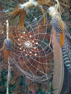 Dream catcher Grapevine Made to Order by 7WishesDreamcatchers, $60.00