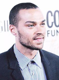 His eyes mezmorize me Jessie Williams, Jackson Avery, Greys Anatomy Cast, Man Alive, Baby Daddy, His Eyes, Gorgeous Men, Black Men, Sexy Men