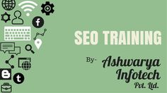 View this slide presentation on Slideshare and understand the meaning and scope of SEO in today's world. Join Ashwarya Infotech SEO training program and learn SEO form our experts team. For More details please visit- http://www.ashwaryainfotech.com/seo-training/