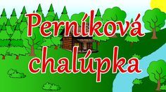 Perníková chalúpka - Janko a Marienka - Baba Jaga - Animovaná rozprávka pre deti a najmenších Cricket Videos, Preschool, Neon Signs, Pakistan Vs, World, Music, Youtube, South Africa, Carnavals