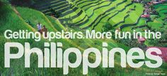 Rice Terraces in Banaue, Bukidnon. Philippines Tourism, Philippines Culture, Banaue Rice Terraces, Dark Humor Jokes, Tourism Department, Mindanao, Viral Marketing, Stairway To Heaven, Pinoy