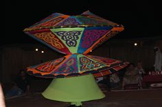 Whirling Dervish display in Cappadoccia