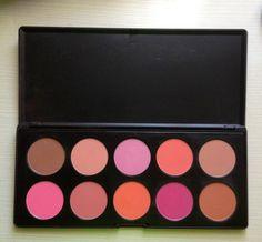 Bhcosmetics blush palette