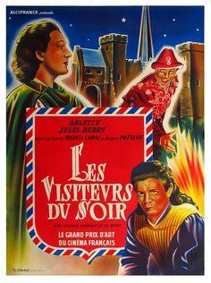 Les visiteurs du soir réalisé par Marcel Carné (1942)