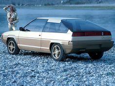 1979 - Bertone Volvo Tundra Concept