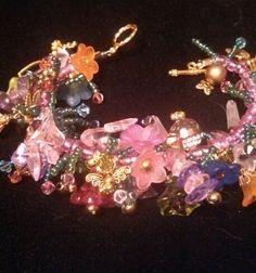 Summer Dreams Bracelet (design, Gail Lafler)