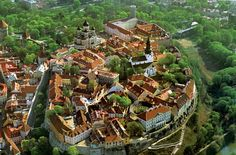Tallinn, Estonia / Ten Things To Do In Tallinn
