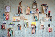 DIY Shelf for Toys - Petit & Small
