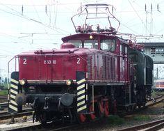 E-Lok Baureihe E60 10 --- Germany