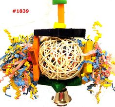 1839 FORAGING STAR BIRD TOY parrot cage toys cages shredder cockatiel conure african grey - http://darrenblogs.com/2015/10/1839-foraging-star-bird-toy-parrot-cage-toys-cages-shredder-cockatiel-conure-african-grey/