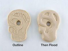 the walking dead ear cookies