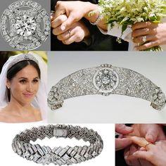 #Royal #Wedding #Bridal #Jewelry •