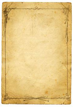 Old Paper Background 92, picture - Background desktop/Word