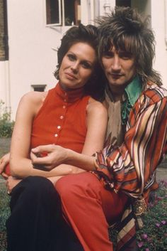 Rod Steward and Joanna Lumley, 1978 - Fashion Galleries - Telegraph Rod Steward, Fashion Essay, Classic Rock And Roll, Ab Fab, British Invasion, Fashion Gallery, Celebs, Celebrities, My Favorite Music