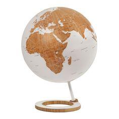 Atmosphere Bamboo Desk Globe
