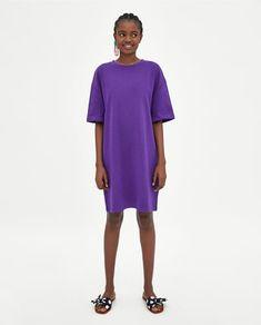 BASIC DRESS-View all-DRESSES-TRF   ZARA United Kingdom