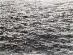 Vija Celmins- Ocean 2003