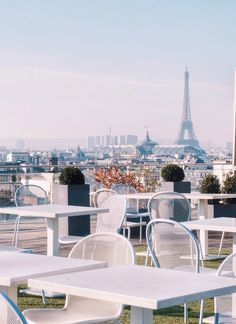 9 secret places to get a gorgeous view of Paris Paris France, France 3, Paris Travel, France Travel, Dream Vacations, Vacation Spots, The Places Youll Go, Places To See, Belle France