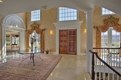 For sale: $2,750,000. Stunning 9700 sq.ft.3-living level home in heart of Roxiticus Valley.FH 07931 Mail.Add. Fine detail isa hallmark of this distinctive residence offering a magnificent Entry Foyer w/floating staircase; LiR anchored by a limestone fireplace; DR w/custom ceiling; Chef's Kitchen w/center island, breakfast bar, dining area opening to the Family Room w/fireplace. First-floor master suite w/sitting room w/fireplace, master bedroom with custom ceiling & door to the terrace…