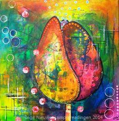 Ideeën voor kunst-opdrachten voor volwassenen on Pinterest  Art ...