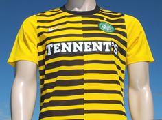 Celtic F.C. Nike 3rd Shirt Season 2011-2012 Champions League Sponsored Player Issue