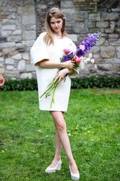 Stone Fox Wedding Dresses We Love by rosario