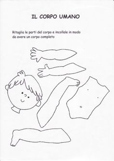 Five Senses Preschool, Diy Montessori Toys, Face Template, Creative Kids, Preschool Crafts, Activities For Kids, Improve Yourself, Feelings, Learning