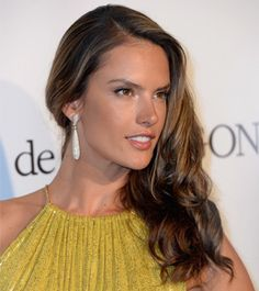 3 Ways To Get Supermodel Hair - @Daily Makeover