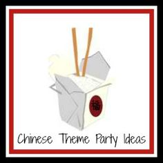 A Chinese theme party can be a festive and elegant celebration for a birthday, a get together with friends, or a way to celebrate Chinese New Year in style.