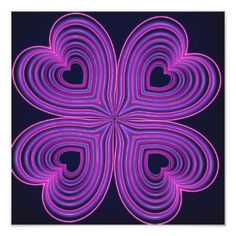 Search for customizable Heart posters & photo prints from Zazzle. Neon Purple, Purple Love, Purple Lilac, All Things Purple, Purple And Black, Purple Hearts, Purple Stuff, Heart Poster, Shades Of Violet