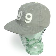 J.Crew ジェイクルー ストラップバック ビンテージ ベースボールキャップ 帽子 [003]