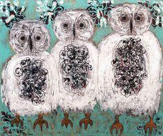 Série les petits écorchés (2020) 30 x 36 Techniques mixtes sur panneau  #Peinture #Art #Toile #GalerieDart #Quebec #VIeuxQuebec #Canada #Artiste #Artist Galerie D'art, Art Abstrait, Artwork, Canada, Painting, Bird, Animals, Sign, Toile